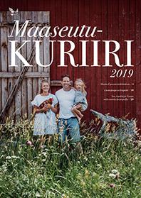Maaseutukuriirin lehti 2019