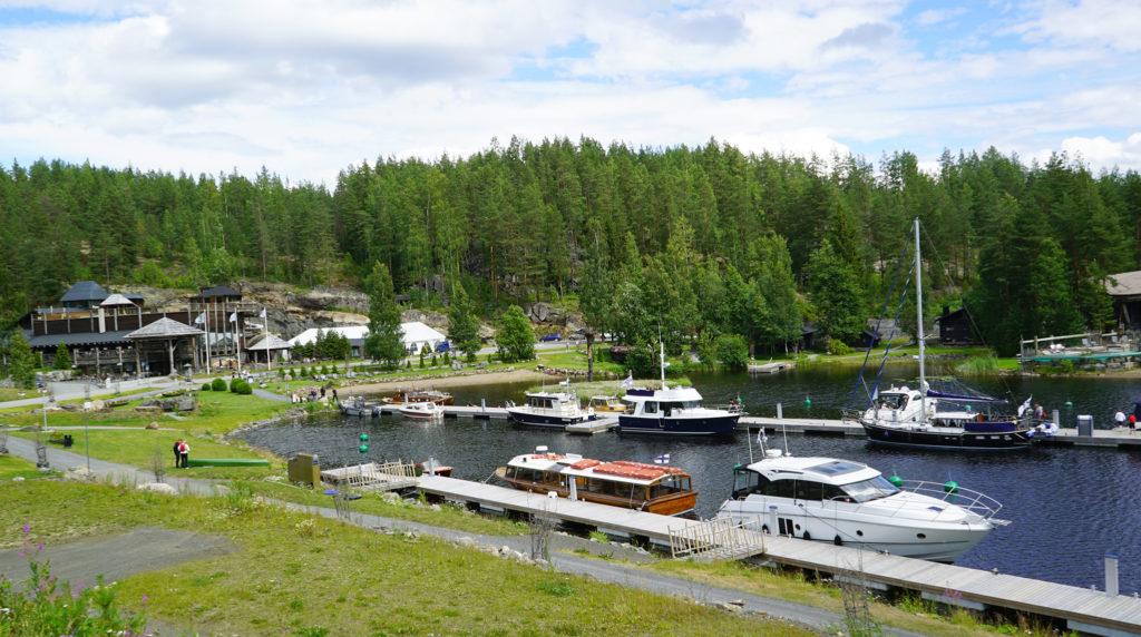 Järvisydän sijaitsee Rantasalmella.